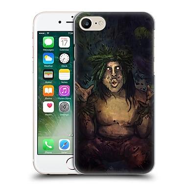 Official Joel Gratte Illustration Shaman Hard Back Case For Apple Iphone 7
