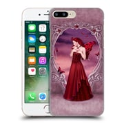 Official Rachel Anderson Birth Stone Fairies Garnet Hard Back Case For Apple Iphone 7 Plus
