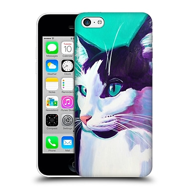 Official Dawgart Cats Kitty Hard Back Case For Apple Iphone 5C