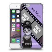 Custom Customised Personalised Pets Rock Custom Case Breakfast Hard Back Case For Apple Iphone 6 / 6S
