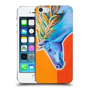 Official Dawgart Wildlife Horse Like The Wind Hard Back Case For Apple Iphone 5 / 5S / Se