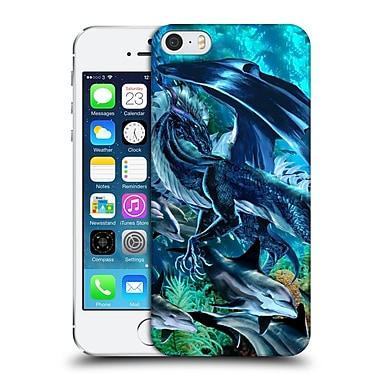 Official Ruth Thompson Dragons Sea Frolic Hard Back Case For Apple Iphone 5 / 5S / Se
