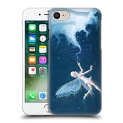 Official Christos Karapanos Fantasy Creatures Faerie Of Winter Hard Back Case For Apple Iphone 7