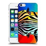 Official Dawgart Wildlife Zebra Hard Back Case For Apple Iphone 5 / 5S / Se