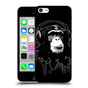 Official Nicklas Gustafsson Animals Black Monkey Business Hard Back Case For Apple Iphone 5C
