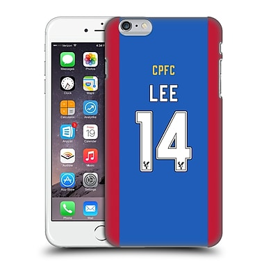 Official Crystal Palace Fc 2016/17 Players Home Kit Chung-Yong Lee Hard Back Case For Apple Iphone 6 Plus / 6S Plus