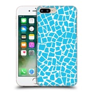 Official Project M British Mosaic Blue Hard Back Case For Apple Iphone 7 Plus