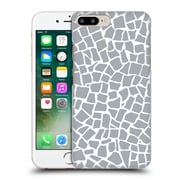 Official Project M British Mosaic Grey Hard Back Case For Apple Iphone 7 Plus