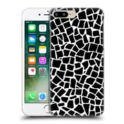 Official Project M British Mosaic Black Hard Back Case For Apple Iphone 7 Plus