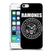 Official Ramones Key Art Presidential Seal Hard Back Case For Apple Iphone 5 / 5S / Se