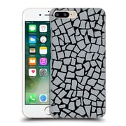 Official Project M British Mosaic Grey Black Hard Back Case For Apple Iphone 7 Plus