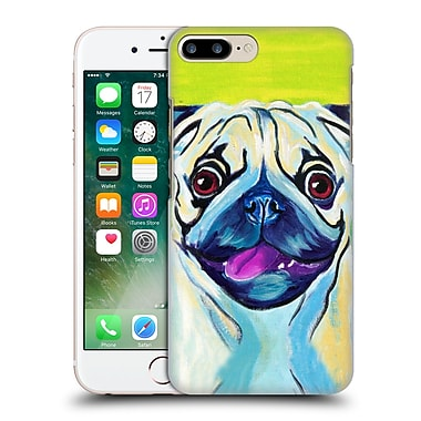 Official Dawgart Dogs Puglicious Hard Back Case For Apple Iphone 7 Plus