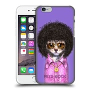 Official Pets Rock Musicians Disco Hard Back Case For Apple Iphone 6 / 6S