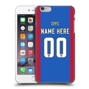 Custom Customised Personalised Crystal Palace Fc 2016/17 Home Kit Hard Back Case For Apple Iphone 6 Plus / 6S Plus
