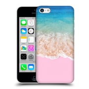 Official Paul Fuentes Pastels 2 Pink Sand Hard Back Case For Apple Iphone 5C