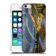 Official Darren White Heavens Coastal Skies Hard Back Case For Apple Iphone 5 / 5S / Se