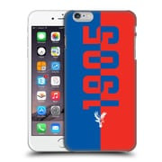 Official Crystal Palace Fc The Eagles 1905 Hard Back Case For Apple Iphone 6 Plus / 6S Plus