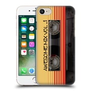 Official Nicklas Gustafsson Retro Vintage Awesome Mix Vol. 1 Hard Back Case For Apple Iphone 7