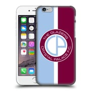 Official Crystal Palace Fc 2016/17 Retro Badge Glaziers Logo Hard Back Case For Apple Iphone 6 / 6S