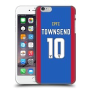 Official Crystal Palace Fc 2016/17 Players Home Kit Andros Townsend Hard Back Case For Apple Iphone 6 Plus / 6S Plus