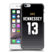 Official Crystal Palace Fc 2016/17 Players Home Kit Wayne Hennessey Hard Back Case For Apple Iphone 6 / 6S
