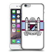 Official Crystal Palace Fc 2016/17 Retro Badge Towers Logo Hard Back Case For Apple Iphone 6 / 6S