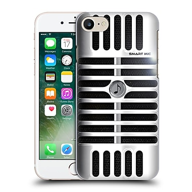 Official Nicklas Gustafsson Retro Vintage Microphone Hard Back Case For Apple Iphone 7