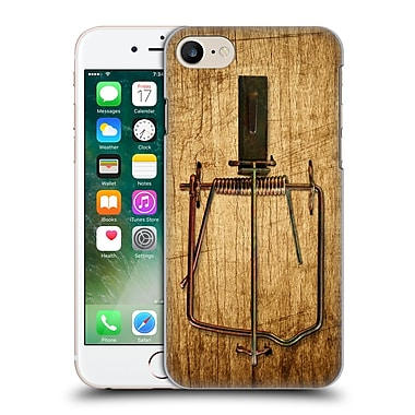 Official Nicklas Gustafsson Retro Vintage Mouse Trap Hard Back Case For Apple Iphone 7