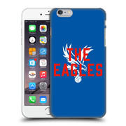 Official Crystal Palace Fc The Eagles Royal Blue Eagles Hard Back Case For Apple Iphone 6 Plus / 6S Plus