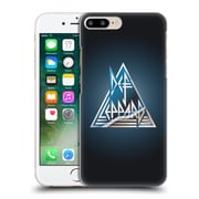 Official Def Leppard Logo Triangle Hard Back Case For Apple Iphone 7 Plus