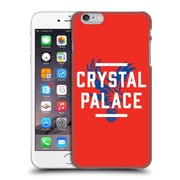 Official Crystal Palace Fc The Eagles Red Palace Hard Back Case For Apple Iphone 6 Plus / 6S Plus