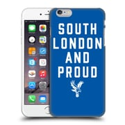 Official Crystal Palace Fc The Eagles Royal Blue Slap Hard Back Case For Apple Iphone 6 Plus / 6S Plus
