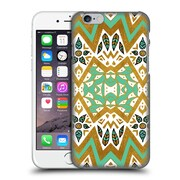 Official Pom Graphic Design Patterns Golden Nature Geometrics Hard Back Case For Apple Iphone 6 / 6S
