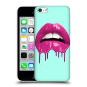 Official Paul Fuentes Pop Art Melting Kiss Hard Back Case For Apple Iphone 5C