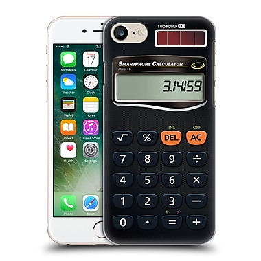 Official Nicklas Gustafsson Retro Vintage Smartphone Calculator Hard Back Case For Apple Iphone 7