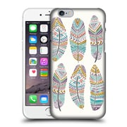 Official Pom Graphic Design Patterns Bohemian Feathers Hard Back Case For Apple Iphone 6 / 6S