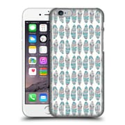 Official Pom Graphic Design Patterns Boho Feathers Hard Back Case For Apple Iphone 6 / 6S