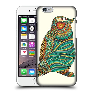 Official Pom Graphic Design Animals Ethnic Penguin Hard Back Case For Apple Iphone 6 / 6S