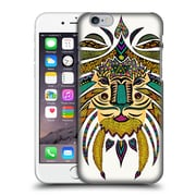 Official Pom Graphic Design Animals The Tribal Lion Hard Back Case For Apple Iphone 6 / 6S