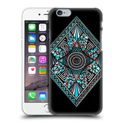 Official Pom Graphic Design Patterns Geo Glass Hard Back Case For Apple Iphone 6 / 6S