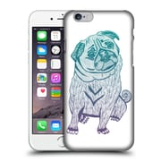 Official Pom Graphic Design Animals The Cute Pug Hard Back Case For Apple Iphone 6 / 6S