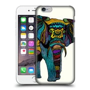 Official Pom Graphic Design Animals Ethnic Elephant Hard Back Case For Apple Iphone 6 / 6S
