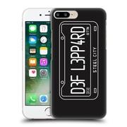 Official Def Leppard Design Steel City Hard Back Case For Apple Iphone 7 Plus