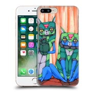 Official Ric Stultz Robotic Animals Too Close For Comfort Hard Back Case For Apple Iphone 7 Plus