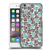 Official Pom Graphic Design Animals The Barking Pug Hard Back Case For Apple Iphone 6 / 6S