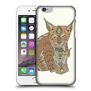 Official Pom Graphic Design Animals Wild Cats Love Hard Back Case For Apple Iphone 6 / 6S