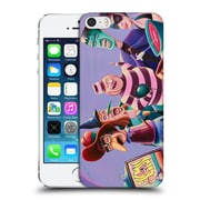 Official Rock Demarco Illustrations Lifer Of The Party Hard Back Case For Apple Iphone 5 / 5S / Se