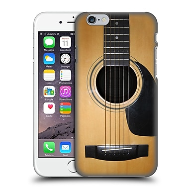 Official Nicklas Gustafsson Retro Vintage Guitar Hard Back Case For Apple Iphone 6 / 6S