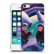 Official Rock Demarco Illustrations 2 The Snow Blower Hard Back Case For Apple Iphone 5 / 5S / Se
