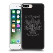 Official Def Leppard Design Sheffield 1977 Hard Back Case For Apple Iphone 7 Plus